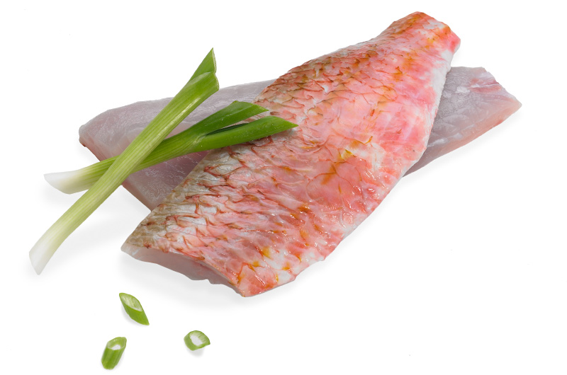 Frozen Red Mullet Fillets