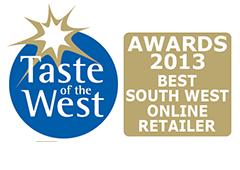 Gold Taste of the West Award 2013