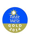 Gold Taste of the West Award 2014