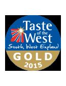 Gold Taste of the West Award 2015