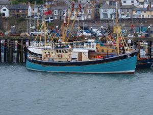 Crystal Sea fishing boat