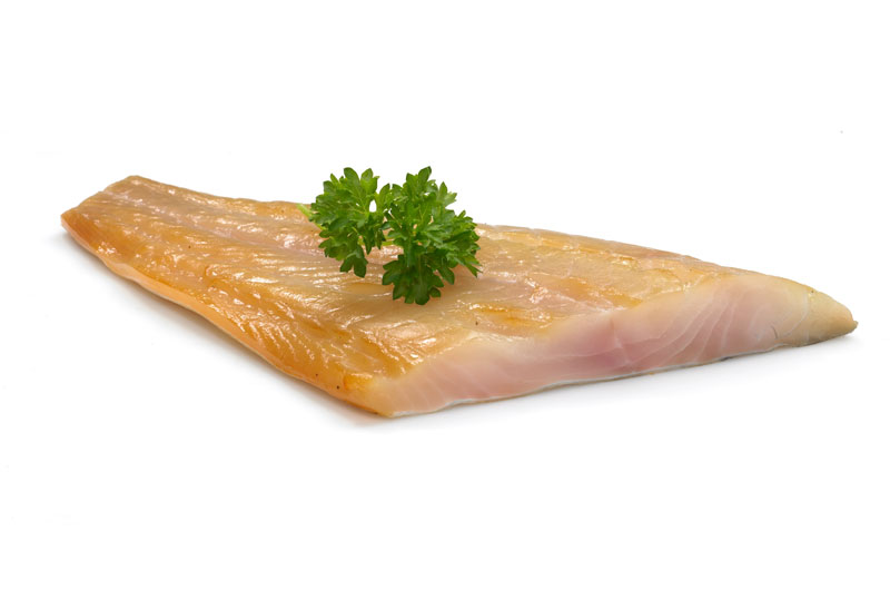 Haddock fillets smoked