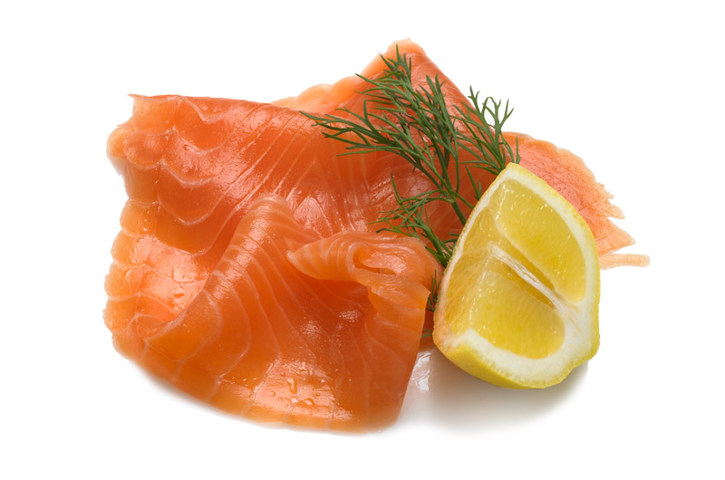 Smoked Loch Duart Salmon (D Sliced)